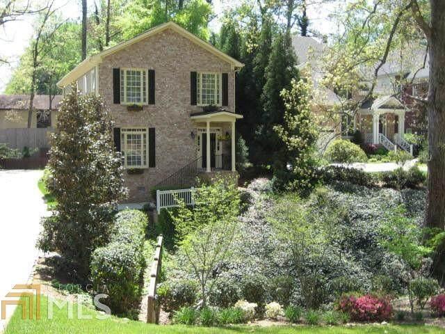 1458 Sylvan Cir, Brookhaven, GA 30319 (MLS #8983309) :: Athens Georgia Homes