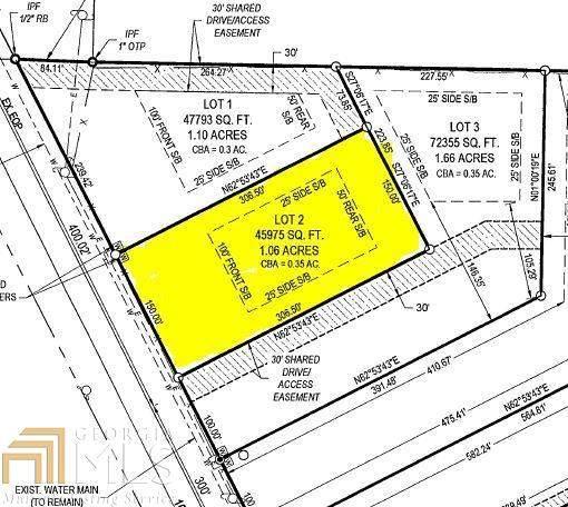 0 Highway 279 #2, Fayetteville, GA 30214 (MLS #8983551) :: Bonds Realty Group Keller Williams Realty - Atlanta Partners