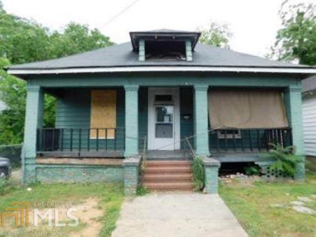 2856 Houston Ave, Macon, GA 31206 (MLS #8984387) :: Tim Stout and Associates