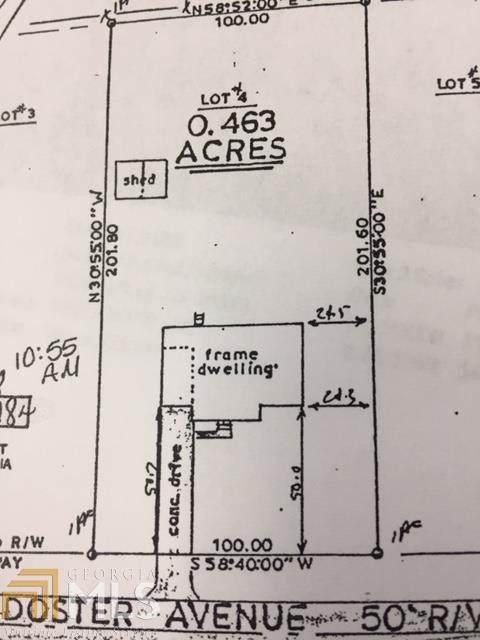 224 Doster Ave, Monroe, GA 30656 (MLS #8986860) :: Amy & Company | Southside Realtors