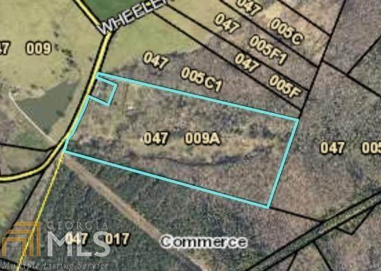 1779 Wheeler Cemetery Rd, Maysville, GA 30558 (MLS #8987091) :: The Durham Team