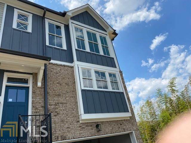 370 Thrasher St #13, Norcross, GA 30071 (MLS #8988551) :: Bonds Realty Group Keller Williams Realty - Atlanta Partners