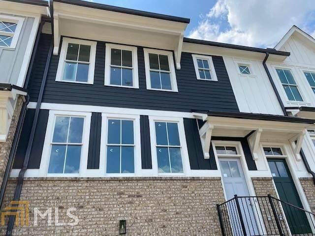 370 Thrasher St #16, Norcross, GA 30071 (MLS #8988597) :: Bonds Realty Group Keller Williams Realty - Atlanta Partners