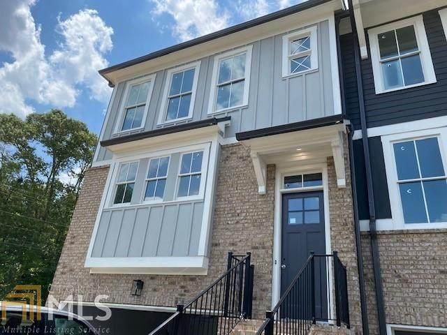 370 Thrasher St #17, Norcross, GA 30071 (MLS #8988602) :: Bonds Realty Group Keller Williams Realty - Atlanta Partners