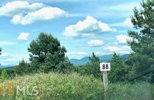 0 Northshore Northshore Lot 88, Blairsville, GA 30512 (MLS #8988757) :: Crest Realty
