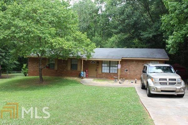 40 Hidden Forest Rd, Covington, GA 30014 (MLS #8991654) :: Amy & Company   Southside Realtors