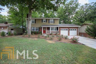 10566 Eagle Dr, Jonesboro, GA 30238 (MLS #8991774) :: Crest Realty