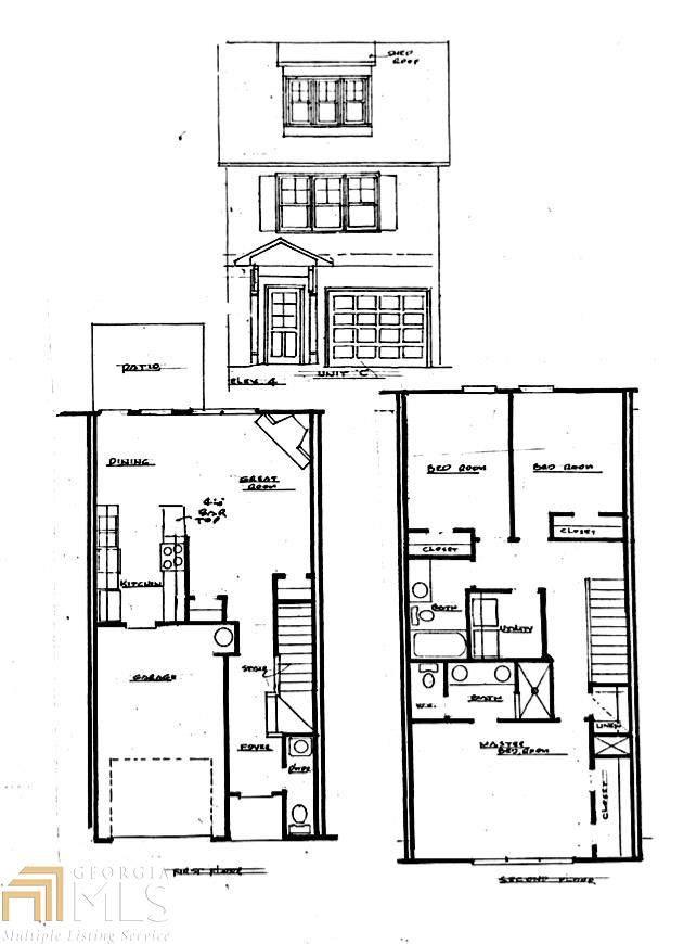 3622 Acorn Dr #3, Oakwood, GA 30566 (MLS #8992410) :: Amy & Company | Southside Realtors