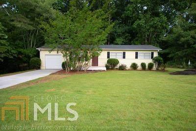 4617 Patrick Dr, Kennesaw, GA 30144 (MLS #8992683) :: Athens Georgia Homes