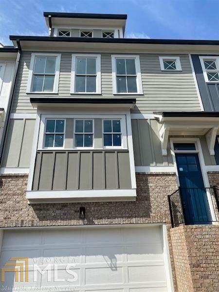 370 Thrasher St #14, Norcross, GA 30071 (MLS #8993009) :: Bonds Realty Group Keller Williams Realty - Atlanta Partners
