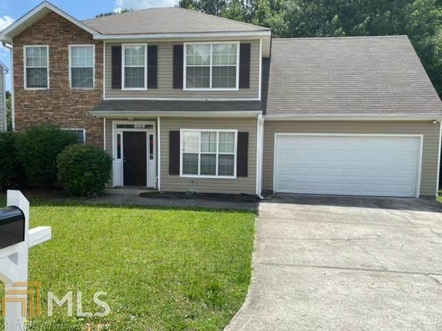 1609 Blossom Dr, Atlanta, GA 30349 (MLS #8993416) :: RE/MAX Eagle Creek Realty