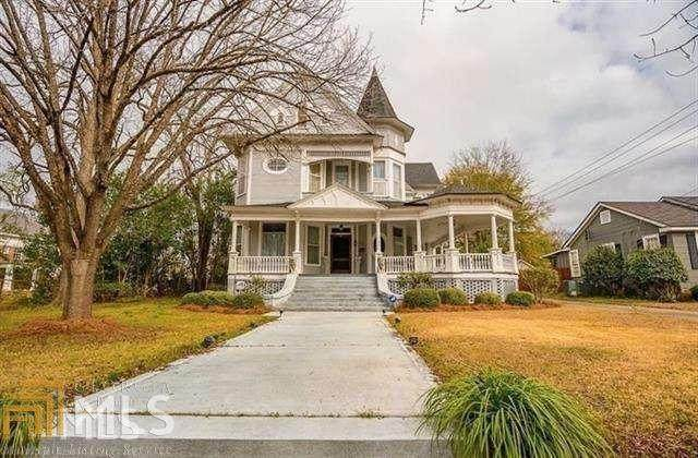 522 S Lee St, Americus, GA 31709 (MLS #8993811) :: Scott Fine Homes at Keller Williams First Atlanta