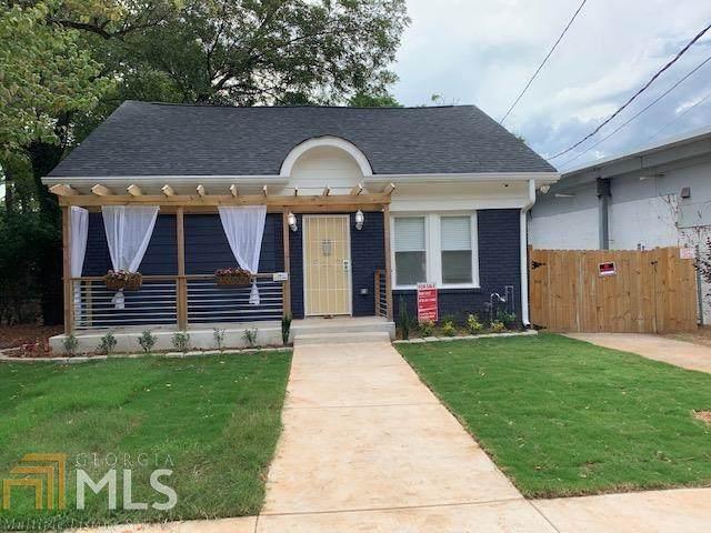 155 SW Gordon Ter, Atlanta, GA 30314 (MLS #8995281) :: Tim Stout and Associates