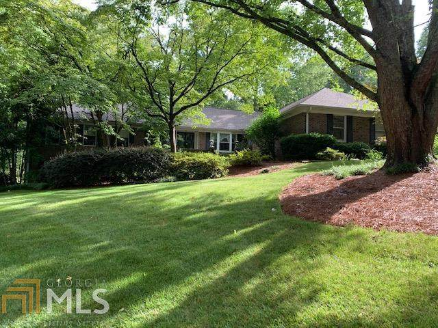 208 Saddle Mountain Rd, Rome, GA 30161 (MLS #8995867) :: The Realty Queen & Team