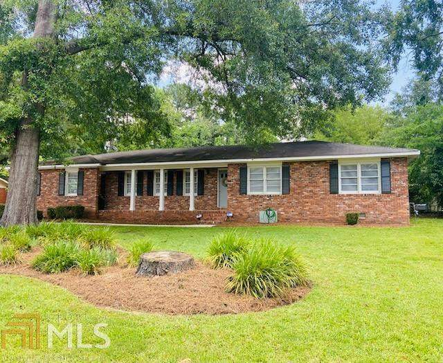 1455 Forest Hill Rd, Macon, GA 31210 (MLS #8996887) :: Tim Stout and Associates