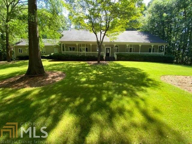46 Deer Creek Trl #1, Hoschton, GA 30548 (MLS #8997265) :: Tim Stout and Associates