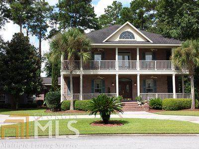 1079 Greenwillow Dr, St. Marys, GA 31558 (MLS #8997622) :: Buffington Real Estate Group