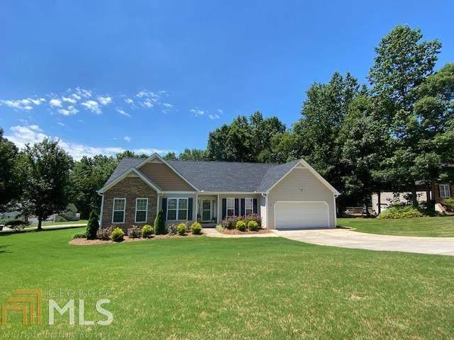512 Oakview Drive, Dallas, GA 30157 (MLS #8997719) :: Tim Stout and Associates