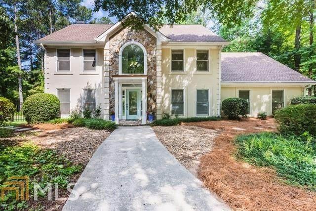 40 Springwater Chase, Newnan, GA 30265 (MLS #8998734) :: Grow Local