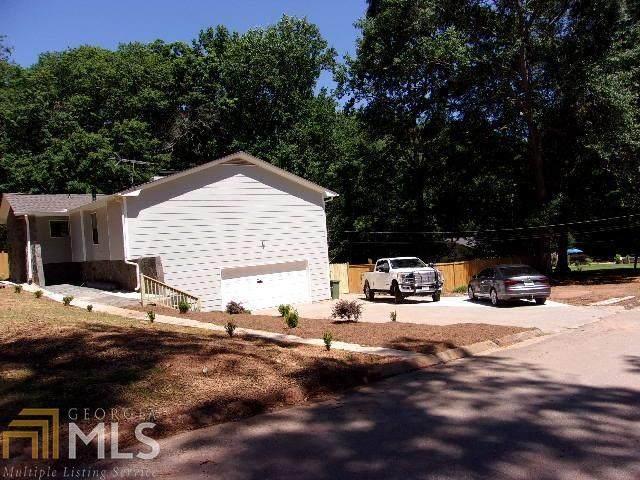 599 Lakewood Dr, Griffin, GA 30223 (MLS #8998958) :: Amy & Company | Southside Realtors