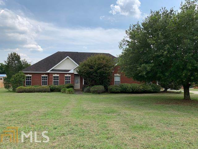 40 Paper Shell Drive, Fort Valley, GA 31030 (MLS #9000096) :: Tim Stout and Associates
