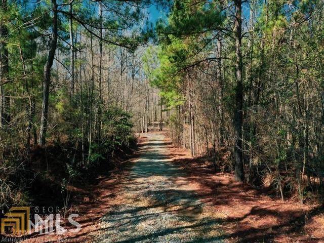 271 Parker Rd, Griffin, GA 30223 (MLS #9000552) :: Scott Fine Homes at Keller Williams First Atlanta