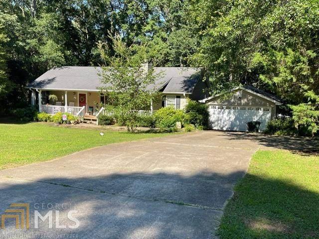 486 Winding Way, Hartwell, GA 30643 (MLS #9000738) :: Tim Stout and Associates