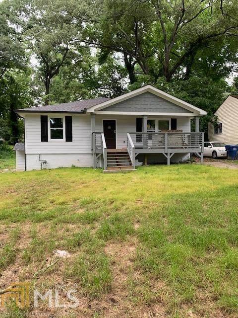 1131 Montreat, Atlanta, GA 30310 (MLS #9000993) :: Grow Local