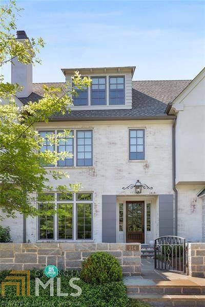 3085 Paces Mill Rd #5, Atlanta, GA 30339 (MLS #9001449) :: Scott Fine Homes at Keller Williams First Atlanta