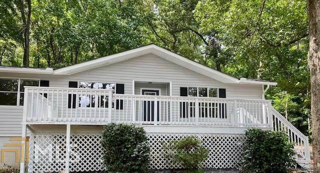 824 Pete Davis Rd, Newnan, GA 30263 (MLS #9001659) :: Maximum One Partners