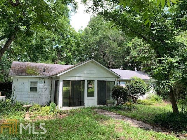 232 N College St, Statesboro, GA 30458 (MLS #9001987) :: The Ursula Group