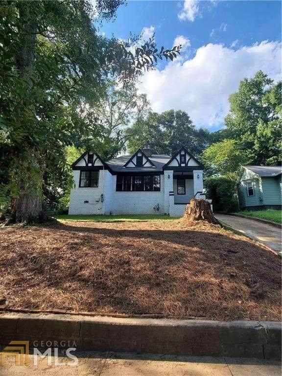 1677 S Gordon St, Atlanta, GA 30310 (MLS #9002756) :: Scott Fine Homes at Keller Williams First Atlanta