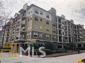799 Hammond Dr #219, Atlanta, GA 30328 (MLS #9007235) :: RE/MAX Eagle Creek Realty