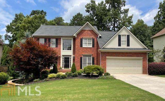 7120 Amberleigh, Johns Creek, GA 30097 (MLS #9010284) :: Tim Stout and Associates