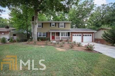 10566 Eagle Dr, Jonesboro, GA 30238 (MLS #9013001) :: Buffington Real Estate Group