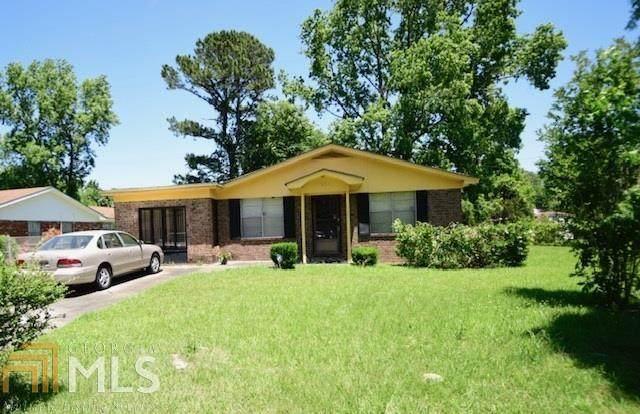 1648 Cloverdale Rd, Savannah, GA 31415 (MLS #9014351) :: Tim Stout and Associates