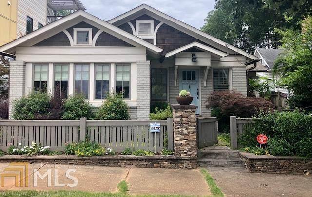 268 Prospect Pl, Atlanta, GA 30312 (MLS #9016553) :: Crown Realty Group