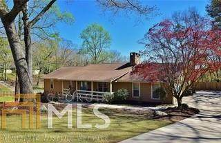 845 Tall Oaks Dr, Gainesville, GA 30501 (MLS #9017188) :: The Ursula Group