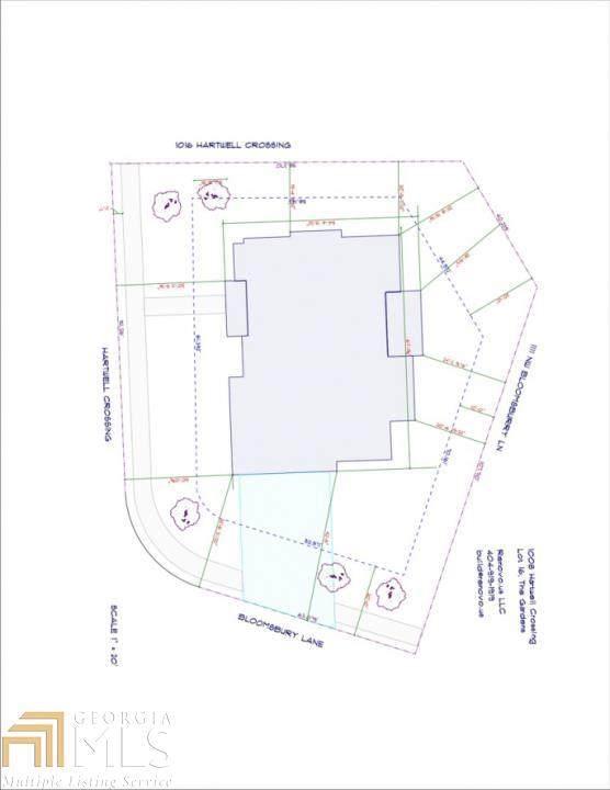 1008 Hartwell Xing, Gainesville, GA 30501 (MLS #9019383) :: The Atlanta Real Estate Group
