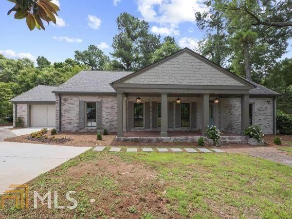 607 Dixon Dr, Gainesville, GA 30501 (MLS #9019808) :: The Atlanta Real Estate Group