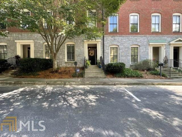 1867 NE Gordon Manor -, Atlanta, GA 30307 (MLS #9020146) :: Tim Stout and Associates