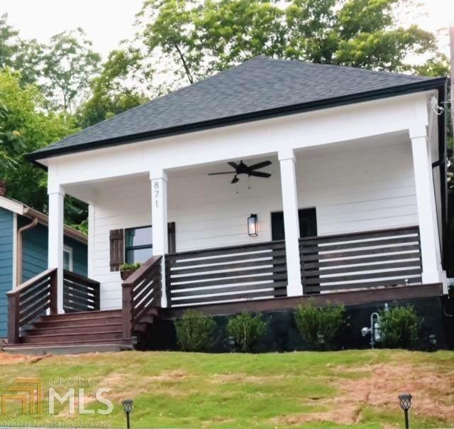 871 Sims St Sw, Atlanta, GA 30310 (MLS #9020888) :: Regent Realty Company