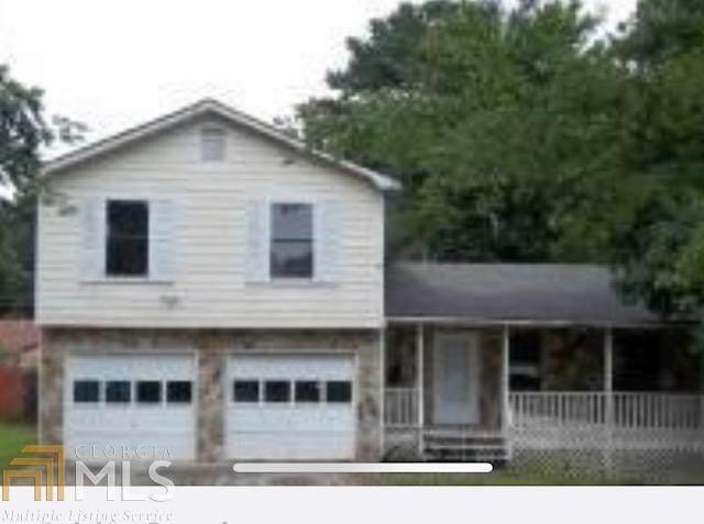 367 Martin Dr, Jonesboro, GA 30238 (MLS #9020895) :: Savannah Real Estate Experts