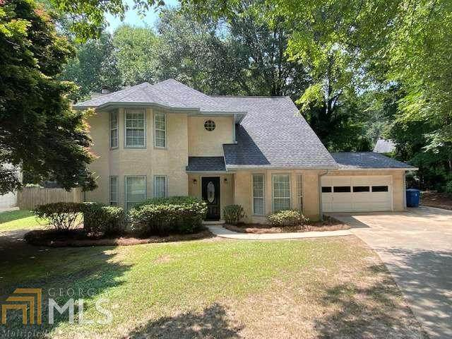 114 Braelinn Ct, Peachtree City, GA 30269 (MLS #9021208) :: The Ursula Group