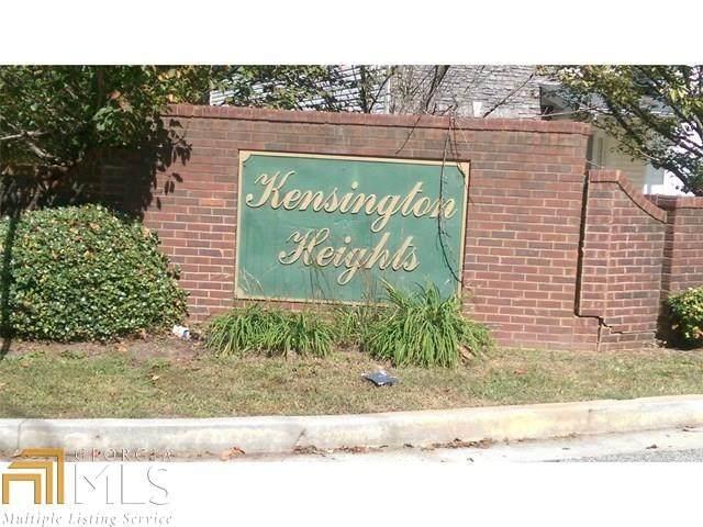 4157 Kenwood Trl, Atlanta, GA 30349 (MLS #9027416) :: RE/MAX Eagle Creek Realty
