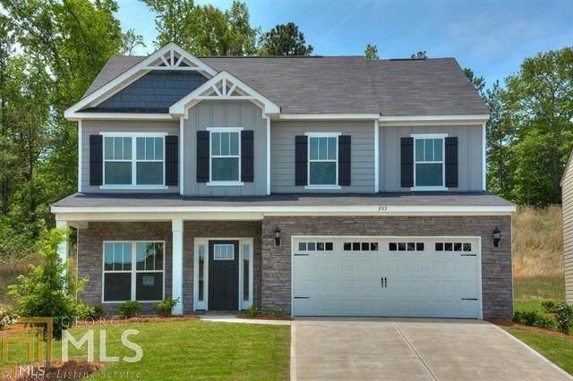 210 Archer Road #154, Statesboro, GA 30461 (MLS #9027981) :: Rettro Group