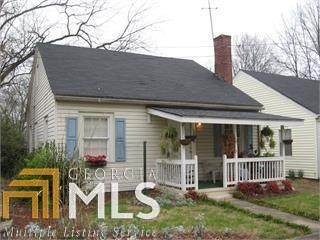 129 N 11Th St, Griffin, GA 30223 (MLS #9028217) :: Tim Stout and Associates