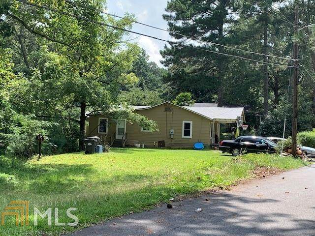 3110 Young Dr, East Point, GA 30344 (MLS #9028325) :: Tim Stout and Associates