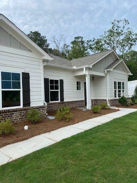 3842 Shelleydale Drive #20, Powder Springs, GA 30127 (MLS #9039292) :: The Heyl Group at Keller Williams