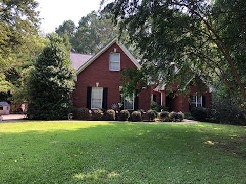 3701 Davis Academy Road, Rutledge, GA 30663 (MLS #9041947) :: Rettro Group